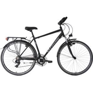 KS Cycling 28  Zoll Trekkingrad Herrenfahrrad Metropolis 21 Gänge Multipositionslenker