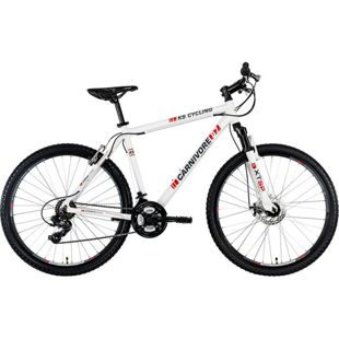 KS Cycling Hardtail Mountainbike MTB Carnivore 27,5 Zoll