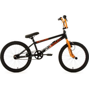 KS Cycling BMX Freestyle 20'' Circles schwarz-orange