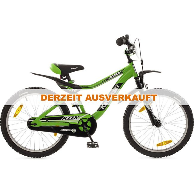 bachtenkirch bachtenkirch kinderfahrrad kawasaki kbx 20. Black Bedroom Furniture Sets. Home Design Ideas