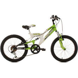 KS Cycling Kinderfahrrad 20'' Zodiac RH 31 cm