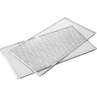 Brista Deckel/Boden zu Streckmetall-Komposter 80x80cm