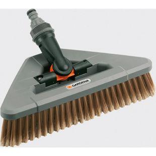 Gardena 5560-20 Cleansystem-Gelenkt-Waschbürste