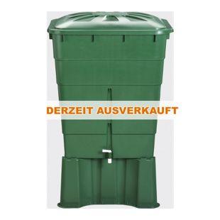 Garantia Regentonne eckig 520 L, grün