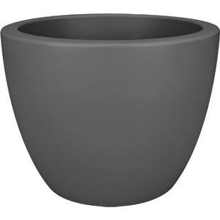 Elho Pure Soft Round Ø60xH45 cm, Rollen