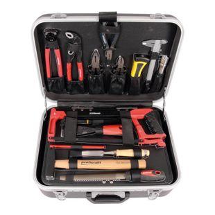 Projahn Universal-Werkzeugkoffer-Satz 149 tlg. im ABS-Koffer 8681
