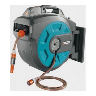 Gardena 8025-20  Comfort-Wand-Schlauchbox 35 roll up automatic Li