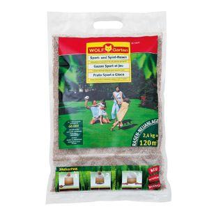 Wolf Garten Sport- und Spiel-Rasen LG 120 S