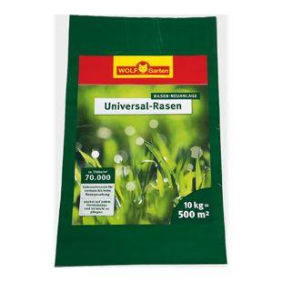Wolf Garten Universal-Rasen 10 kg für 500 qm U-RS 500