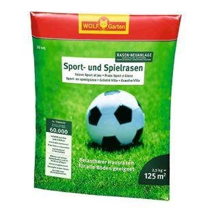 Wolf Garten Sport- und Spiel-Rasen LG 125