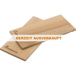 Landmann Zedernholz Räucherplanken 2er Set