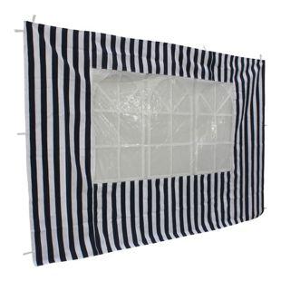 Gardissimo Seitenteile zu Faltpavillon blau 2er Set