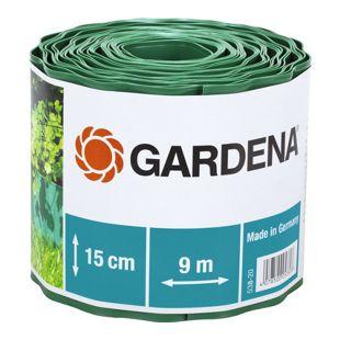 Gardena 0538-20 Raseneinfassung 15 cm, 9 m