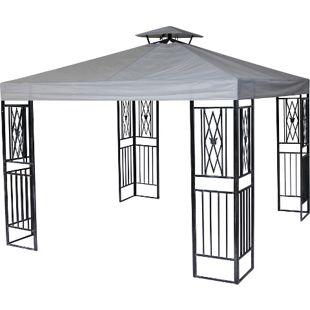 Gardissimo Dach zu Pavillon Rimini, grau