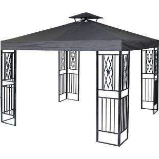 Gardissimo Dach zu Pavillon Rimini, anthrazit