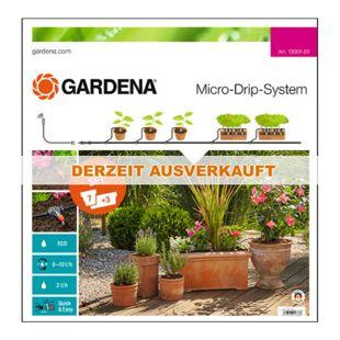 "Gardena 13001-20 Micro-Drip Startset""M"""
