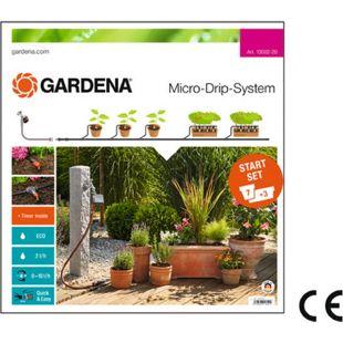 "Gardena 13002-20 Micro-Drip Startset""M""Automatik"