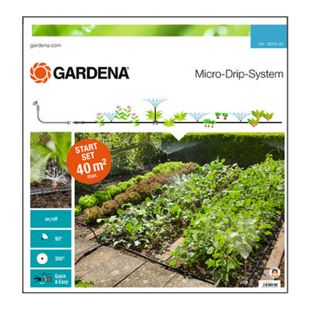 Gardena 13015-20 Micro-Drip Startset