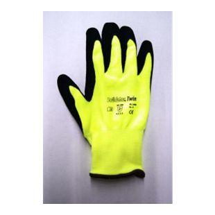 """Leipold Thermo Winter-Handschuh """"Twin"""" Gr. 9 schwarze Nitrilbeschichtung Nr. 1468"""