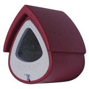 Schwegler Halbhöhle 2MR, rot/grau
