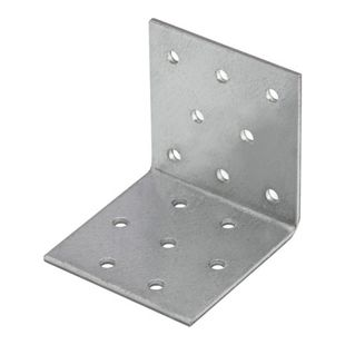BB Lochplattenwinkel 60x60x60x2,0