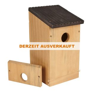 Gardman Multi-Vogelhaus 12x12x24 cm