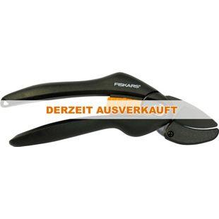 Fiskars Amboss-Gartenschere SingleStep P25