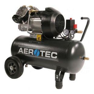Aerotec Kompressor fahrbar-ölgeschmiert 400-50 10 bar-230 Volt 2005230