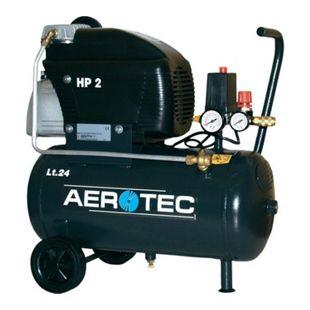 Aerotec Kompressor fahrbar-ölgeschmiert 220-24 FC 8 bar-230 Volt 20088344