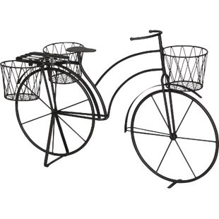 Gardissimo Fahrrad-Pflanzenhalter