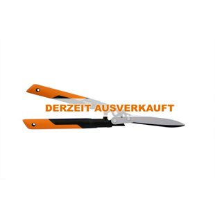 Fiskars Getriebe-Heckenschere PowerGear HSX 92