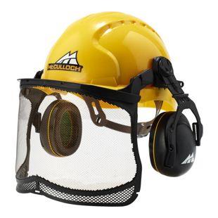 McCulloch Wald-Helm Semi-Pro