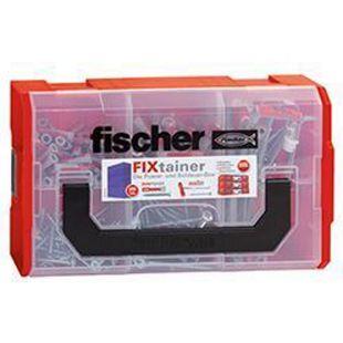 FISCHER Fischer FIXtainer Nr. 539868 Duo Power und Kippdübel