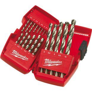 Milwaukee HSS-G Metallbohrer 4932352374 19 tlg. Kassette
