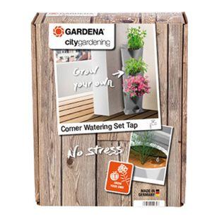 Gardena 13157-20 NatureUp! Bewässerungsset Ecke Wasserhahn