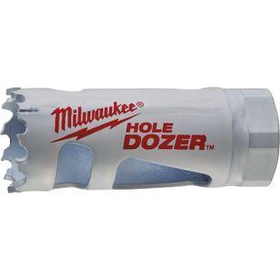 Milwaukee Lochsäge Bi-Metall 49560032 22 mm Ice Hardened