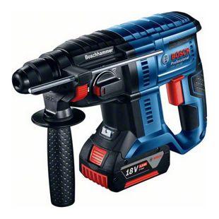 Bosch Akku-Bohrhammer 0611911003 GBH 18 V-20 2x5,0 Ah - Koffer