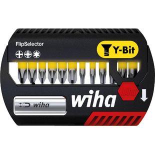 Wiha Bit Set FlipSelector SB 7947 Y 904 Y-Bit 25 mm PH-PZ-TX 13-teilig