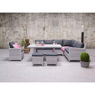 "Garden Impressions Loungegruppe ""Vanvouver"""