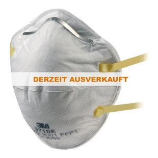 3M Atemschutzmaske 8710, Klasse FFP 1