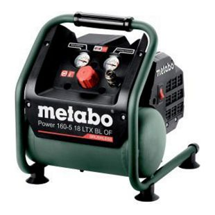 Metabo Akku-Kompressor 601521850 Power 160-5 18 LTX BL OF