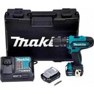 Makita Akku-Schalgbohrschrauber HP 333 DSAX1 12 V-LI 2,0 Ah