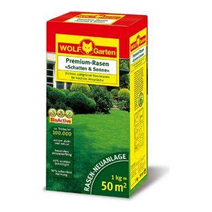 """Wolf Garten Premium-Rasen """"Schatten & Sonne"""""""