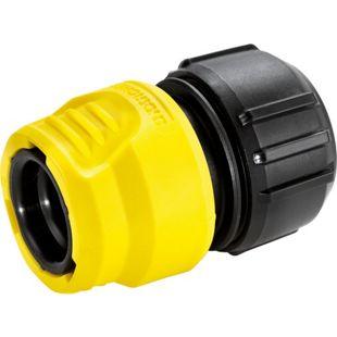 Kärcher Schlauchstück Universal-Schlauchkupplung mit Aqua Stop (2.645-192.0)