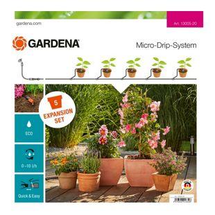 GARDENA Erweiterungsmodul Erweiterungsset Pflanztöpfe (13005)