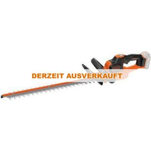 BLACK+DECKER Heckenschere Akku-Heckenschere GTC18452PCB, 18Volt