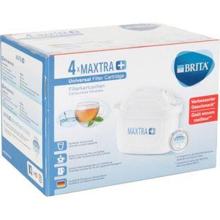 Brita Wasserfilter MAXTRA+ Pack 4