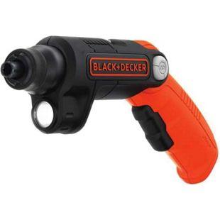 BLACK+DECKER Schrauber Pivot-Akkuschrauber BDCSFL20C, 3,6Volt