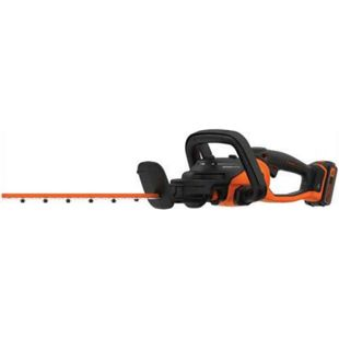 BLACK+DECKER Heckenschere 7-in-1 Gartengeräte-Multifunktions-Set SEASONMASTER