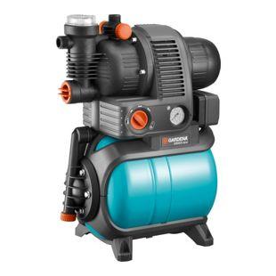 GARDENA Pumpe Comfort Hauswasserwerk 5000/5 eco